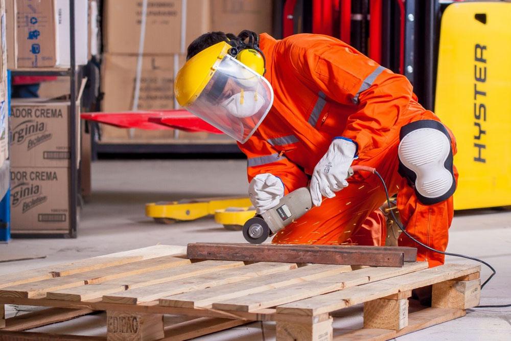 seguridad laboral en la empresa